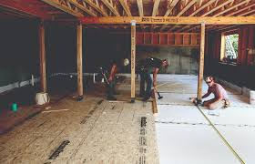 will carpet stifle a radiant slab jlc online slab basement