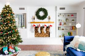 the holiday living room makeover we gifted with lowe u0027s sugar