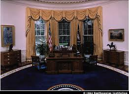 White House Oval Office Desk The White House A Living Museum 24 Oct 1994
