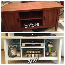 Computer Desk Tv Stand by Tv Stand Remodel Been There Made That Pinterest Tv Stands