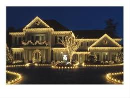 christmas light installation service for home or business