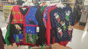 ugly christmas sweaters were only interesting when they weren u0027t