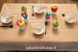 idee per la tavola idee per la tavola dei bimbi soluzioni di casa
