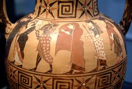 vasi etruschi ceramica etrusca