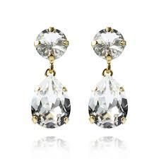 drop earring classic drop earrings caroline svedbom jewelry