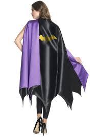 Halloween Costume Batgirl Deluxe Batgirl Cape