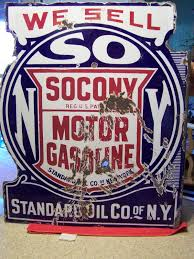 deco pompe a essence vintage vintage flying a porcelain sign antique 1930 gas service station