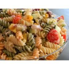 pasta salad with mayo no mayo easy pasta salad recipe allrecipes com