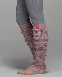 lululemon leg warmers womens yoga workout clothes leggings good