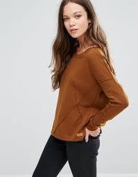 vero moda petite crop sweatshirt grey women sweatshirts vero moda