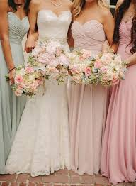 popular colors for bridesmaid dresses