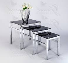 glass coffee table nest coffee table marvelous side coffee table set top 10 for living