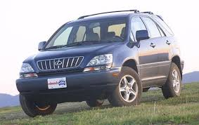 lexus suv blue 2003 lexus rx 300 information and photos zombiedrive