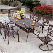 chair patio dining set lovely outdoor dining sets for 8 dining