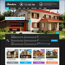 20 top real estate website templates make a difference