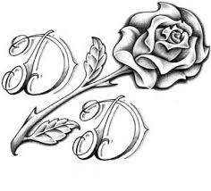 24 rose tattoo designs printable images rose