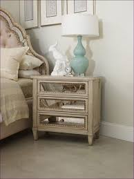 Wrought Iron And Wood Nightstands Bedroom Fabulous Dressing Table And Side Tables Oak Nightstand