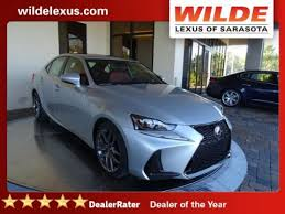 lexus of sarasota 2018 lexus is 4dr car in sarasota j140de68 wilde lexus sarasota