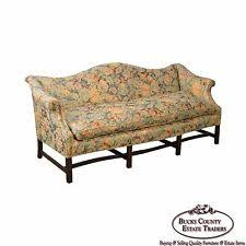 Chippendale Loveseat Chippendale Antique Sofas U0026 Chaises 1900 1950 Ebay