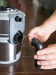 how plumbing works how to install a garbage disposal how tos diy