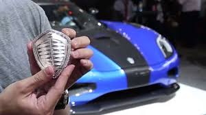 This Platinum And Koenigsegg Key Costs More Than Your House