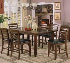 granite dining table set solid wood with granite dining table and chairs set dining room