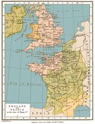 St Malo France Map by Map Of England And France Recana Masana