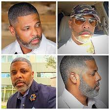 african american hairstyles for grey hair best 25 grey hair black beard ideas on pinterest silver hombre
