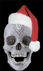 Halloween Skull Decorations Skull Christmas Decorations