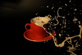 red martini splash free coffee splash stock photo freeimages com