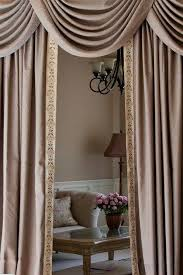 Victorian Swag Curtains Celuce Shimmering Espresso Swag Valance Curtain Set Indulge