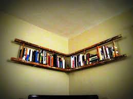 Short Ladder Bookcase by Ladder Bookcase Storage Decor Ideas