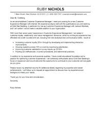 Cover Letter Exle Retail Sales cover letter for manager position customer service manager cover