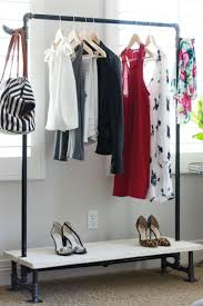 target white shelves wardrobe racks awesome clothes rack with shelves clothes rack