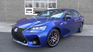 lexus gs prices reviews and 2016 lexus gs f review youtube