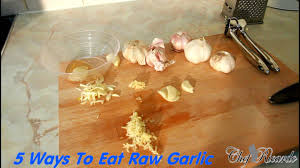 article de cuisine ricardo 5 ways to eat garlic at home recipes by chef ricardo