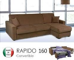 canap convertibles rapido canape convertible rapido couchage 160 socialfuzz me