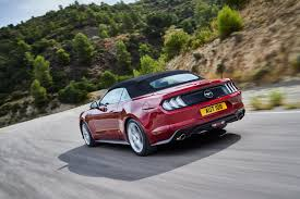 ford mustang europe price europe this is your facelifted ford mustang 46 images