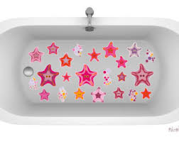 Bathtub Stickers Non Skid Little Fish Vinyl For Shower Kids Deco Stickers For