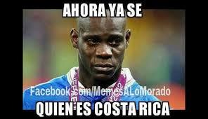 Costa Rica Meme - los memes de la clasificaci祿n de costa rica a octavos de final