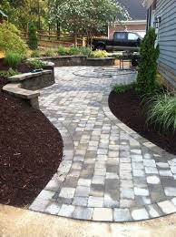 Backyard Paver Patio Ideas by Poured Concrete Patio Designs Patio And Steps Were Framed