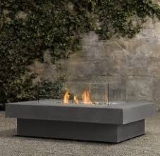 Restoration Hardware Fire Pit by Outdoor Décor Trend 26 Concrete Furniture Pieces For Your