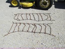 john deere gt275 lawn mower item a8357 sold wednesday j
