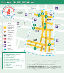 Map Of Portland Maine Here Are 5 Events To Catch During The Pride Portland Festival