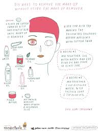 diy eye makeup remover 11 natural substitutes you probably