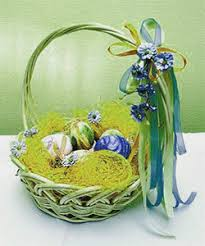 Christian Easter Decorations Ideas by Egg Shell And Flower Ideas For Eco Friendly Easter Decorating