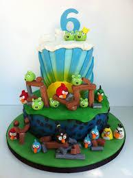 whimsical by design austin u0027s angry birds birthday cake