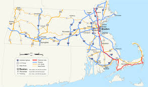 Silver Line Boston Map by Massachusetts Route 28 Wikipedia