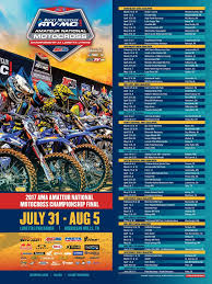 ama motocross registration ll area qualifier swan mx raceway park