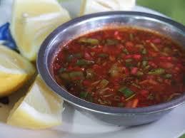 cuisine chilienne recettes une recette de cuisine chilienne typique la salsa pebre